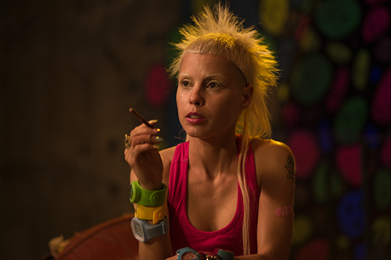 Yolandi Visser/(C)2015 Sony Pictures Digital Productions Inc. All rights reserved.