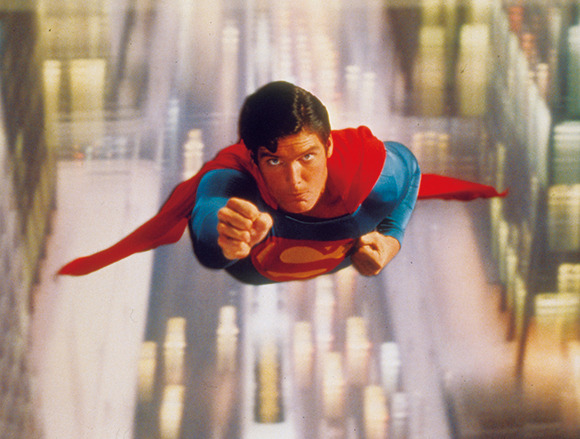 『スーパーマン』© 1978 Warner Bros. Entertainment Inc. All rights reserved. SUPERMAN and all related characters and elements are trademarks of and © DC Comics.