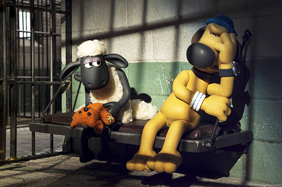 (C)2014 Aardman Animations Limited and Studiocanal S.A.