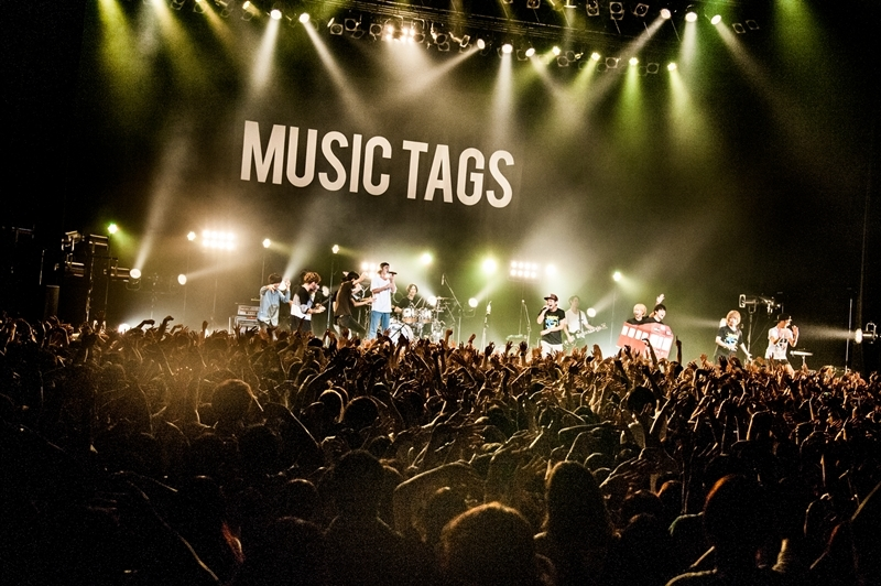 MUSIC TAGS