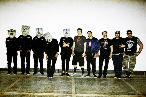 MAN WITH A MISSIONとZebrahead