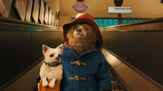 © 2014 STUDIOCANAL S.A.  TF1 FILMS PRODUCTION S.A.S Paddington Bear™, Paddington™ AND PB™ are trademarks of Paddington and Company Limited