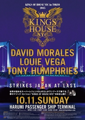 KINGS OF HOUSE NYC