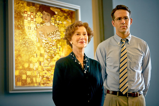 (C)THE WEINSTEIN COMPANY / BRITISH BROADCASTING CORPORATION / ORIGIN PICTURES (WOMAN IN GOLD) LIMITED 2015