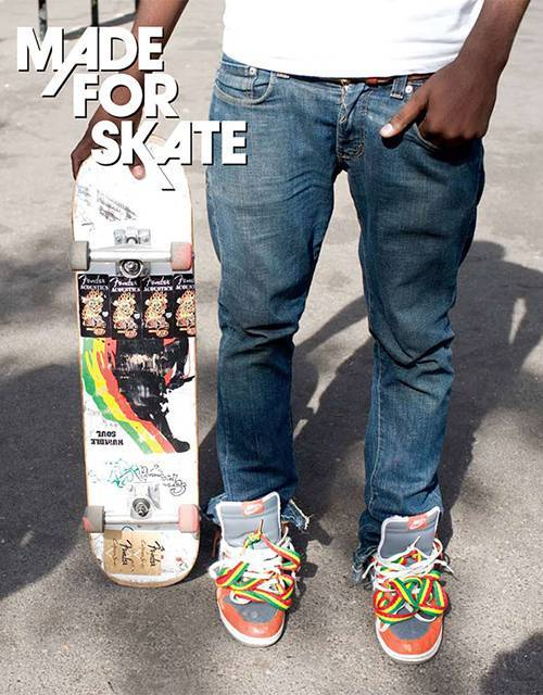 『Made for Skate: The Illustrated History of Skateboard Footwear』(Gingko Press刊)