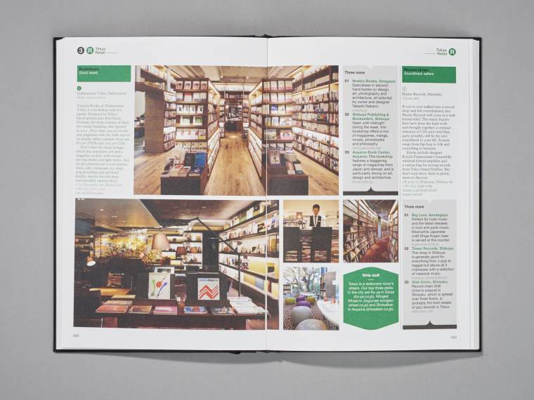 『THE MONOCLE TRAVEL GUIDE, TOKYO』
