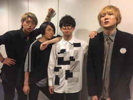 """BLUE ENCOUNTにインタビュー「""""SAKAE SP-RING""""LINK TO THE FUTURE」第二弾!"""