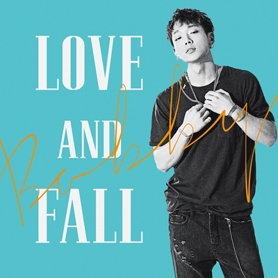 BOBBY(from iKON)ソロアルバム『LOVE AND FALL –KR EDITION-』ジャケット