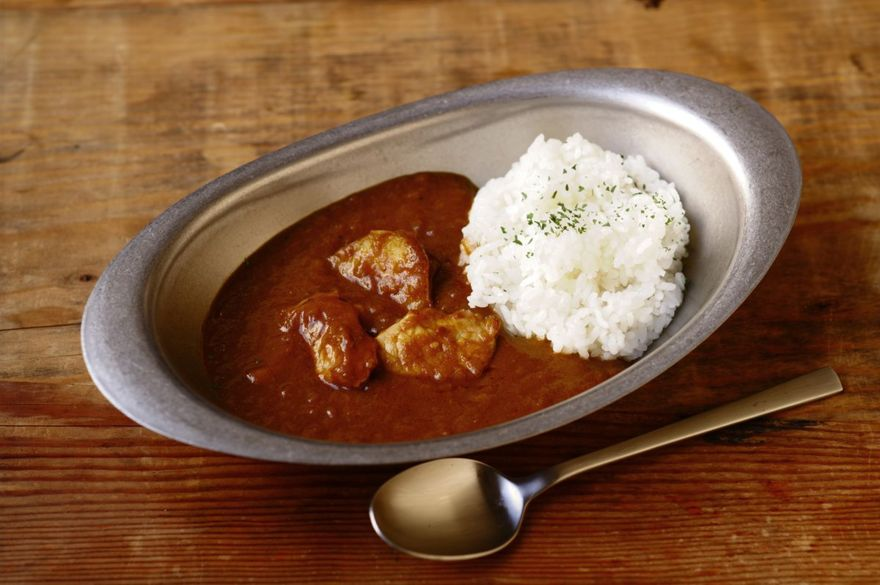「J.S. BITE CURRY(ジェイエス バイト カリー)」500円(税込)