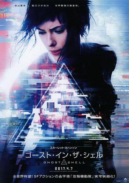 Ghost in the Shell (2017) พากย์ไทย