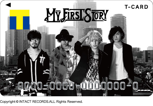 MY FIRST STORY×Tカード
